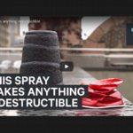 [VIDEO] LINE-X hace prácticamente todo indestructible