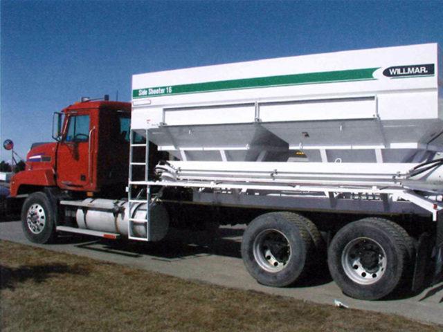 6 áreas de riesgo para los camiones de trabajo