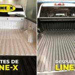 LINE-X: recubrimiento para caja de camioneta que sí funciona