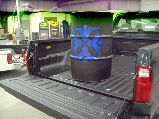 Amplía la vida de los contenedores de basura de 3 a 5 veces con LINE-X