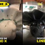 Mira cómo una escultura de poliestireno adquirió resistencia mecánica gracias a LINE-X