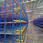 Racks industriales: evita su desgaste con el poder de LINE-X