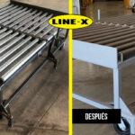 Rodillos industriales LINEX