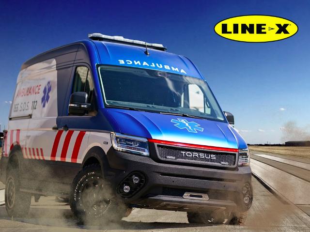 LINEX en vehículos de emergencia